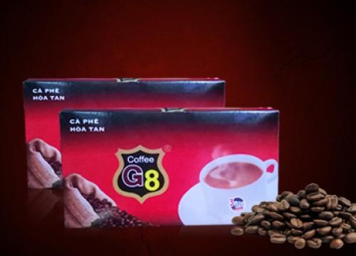 Cà phê hòa tan 3in1 G8