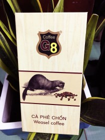 Cà Phê Chồn G8 (Weasel Coffee)