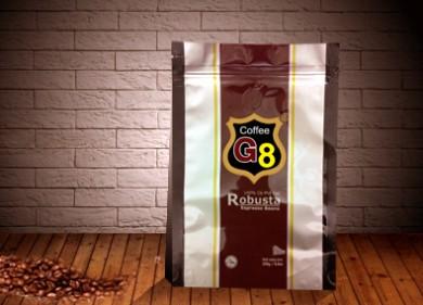 Robusta 100% Cà phê hạt