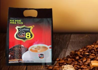 Cà phê hòa tan 3in1 G8 (Gói lớn)
